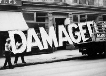 DAMAGED evans
