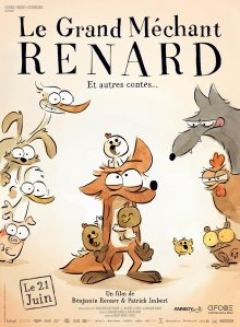 GRAND MECHANT RENARD film