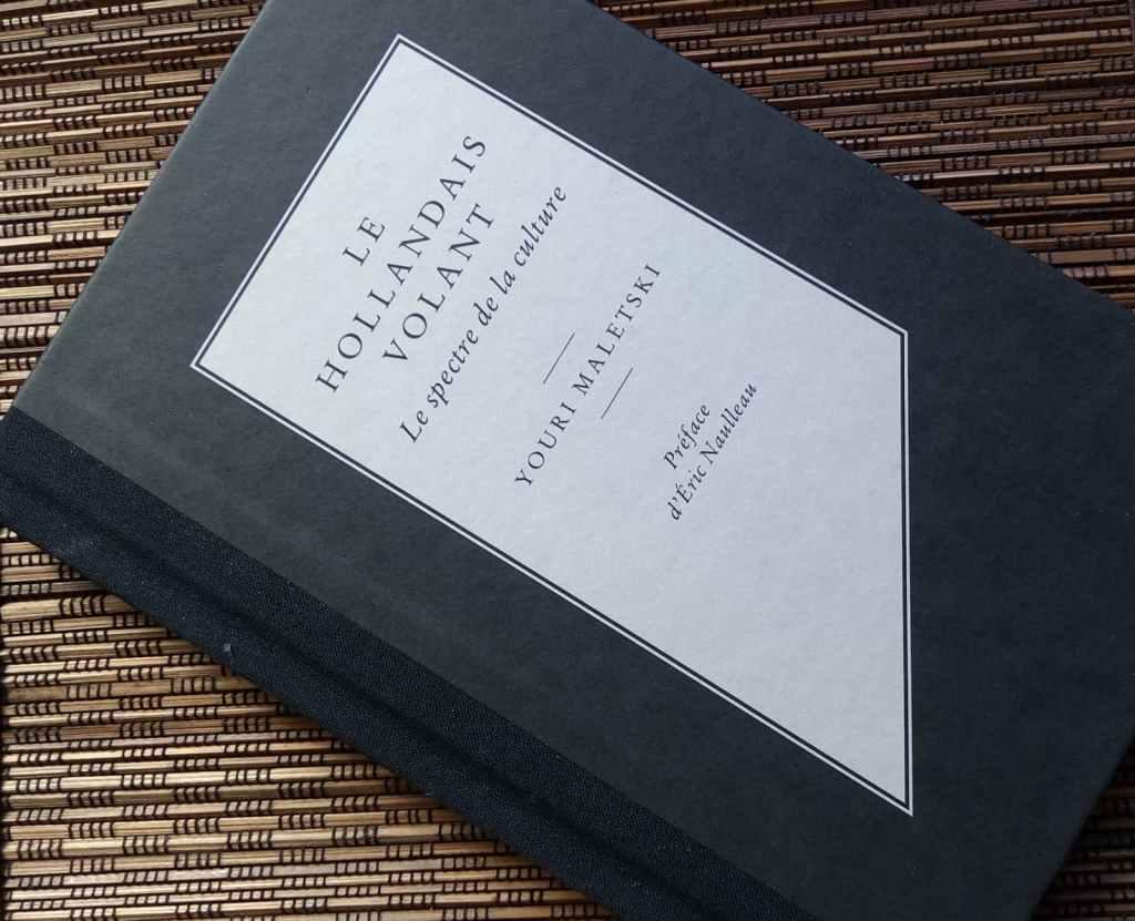 le hollandais volant de Youri Maletski chez Louison éditions