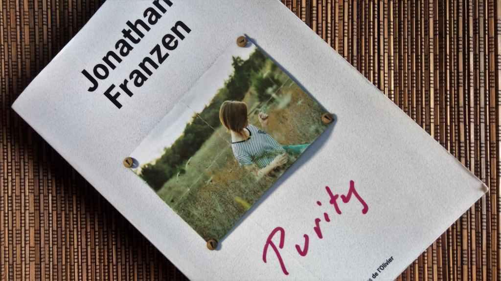 Purity de Jonathan Franzen éditions de l'Olivier