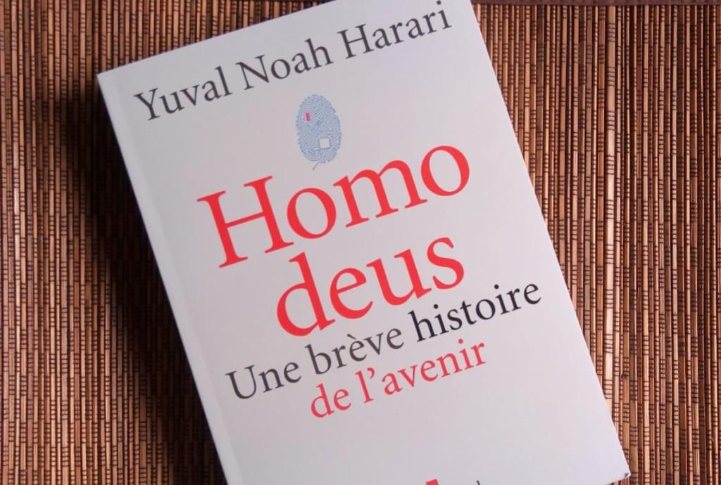 Homo deus de Yuval Noah Harari éditions Albin Michel