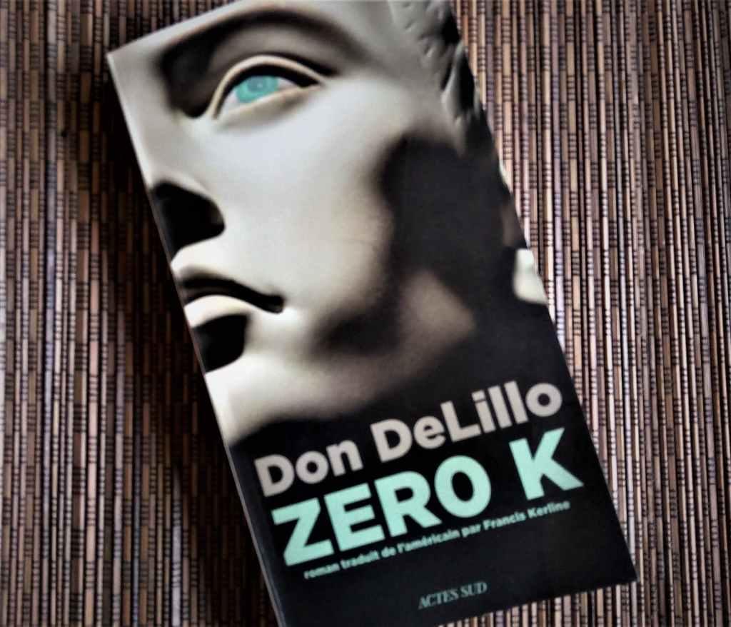 Zéro K de Don DeLillo chez Actes Sud