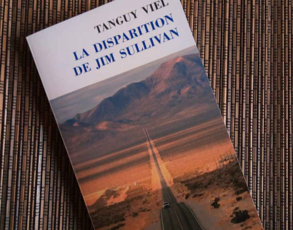 la disparition de Jim Sullivan de Tanguy Viel éditions de minuit