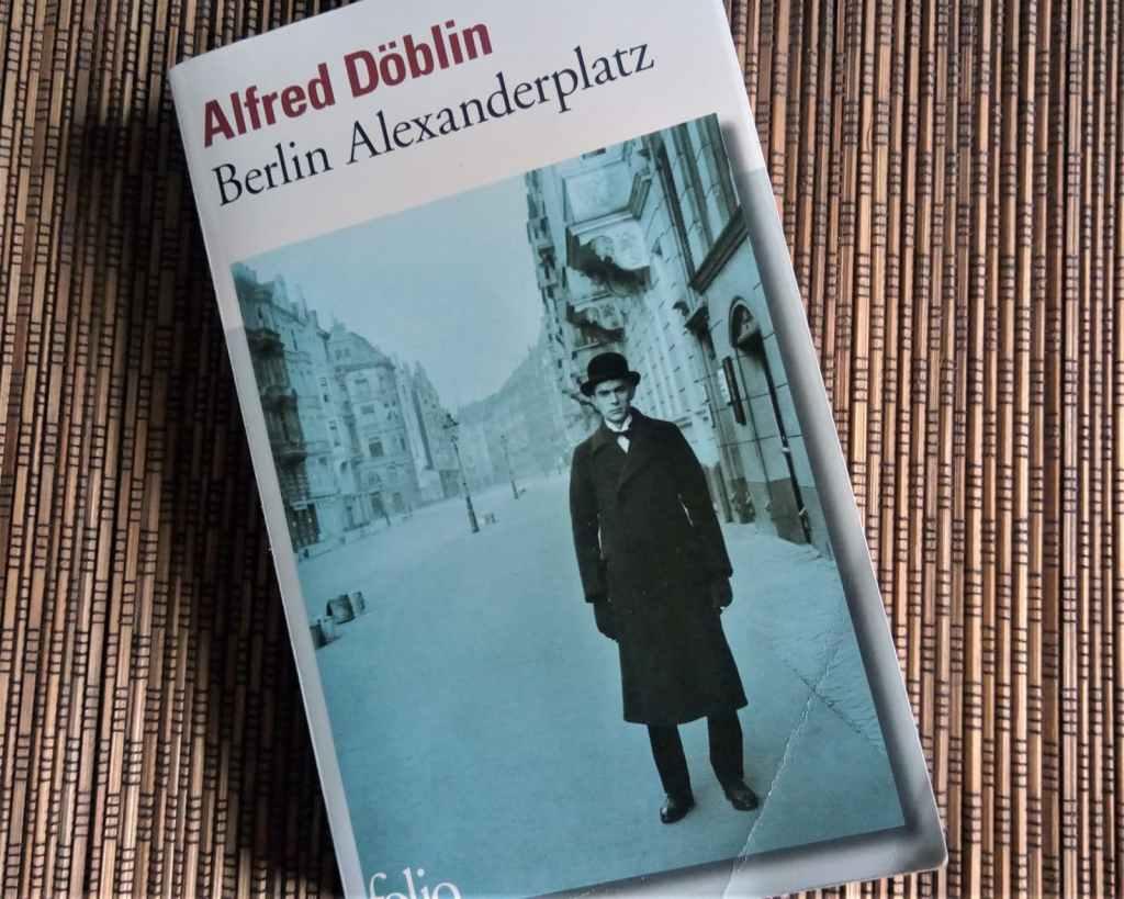 Berlin Alexanderplatz d'Alfred Doblin, éditions Folio