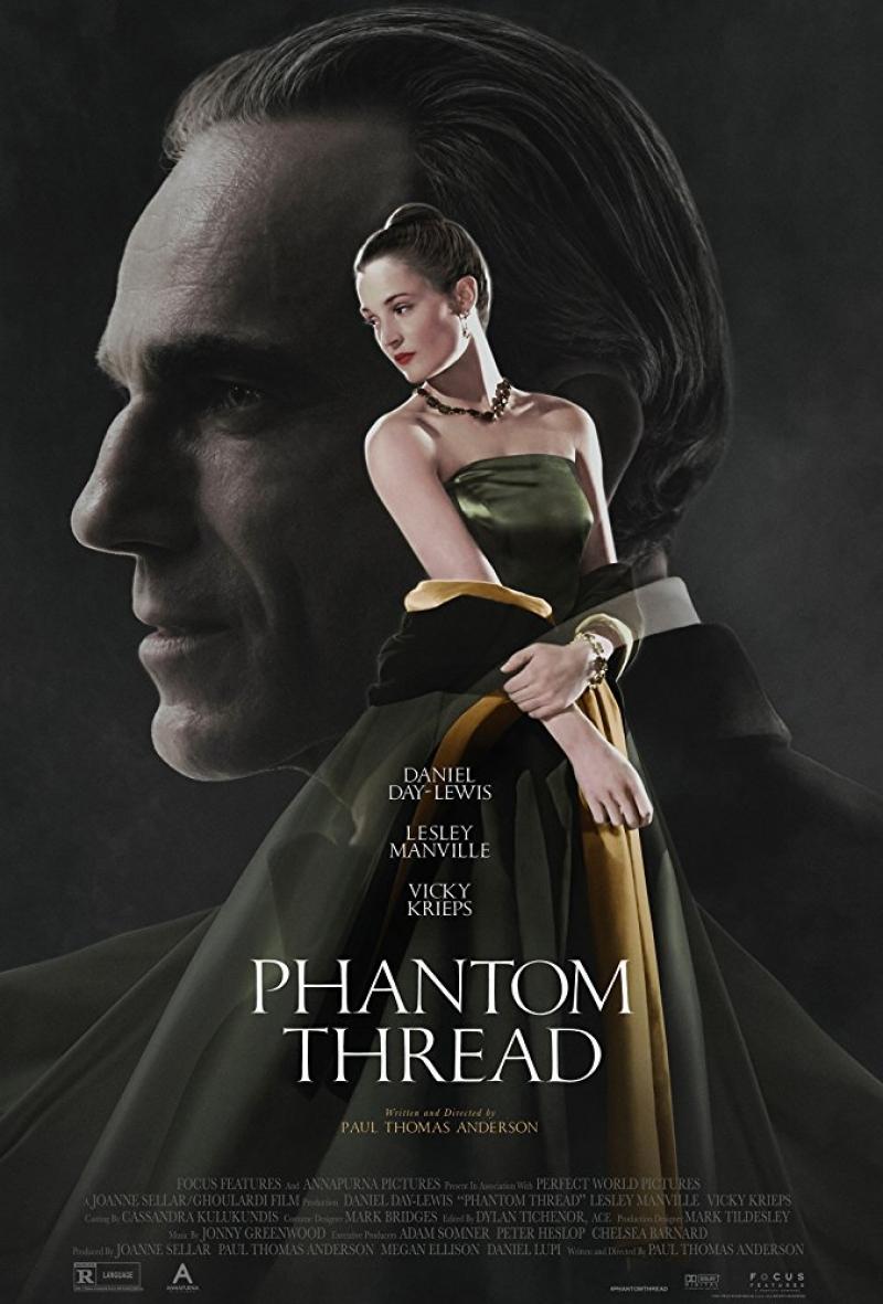 Phantom Thread-affiche