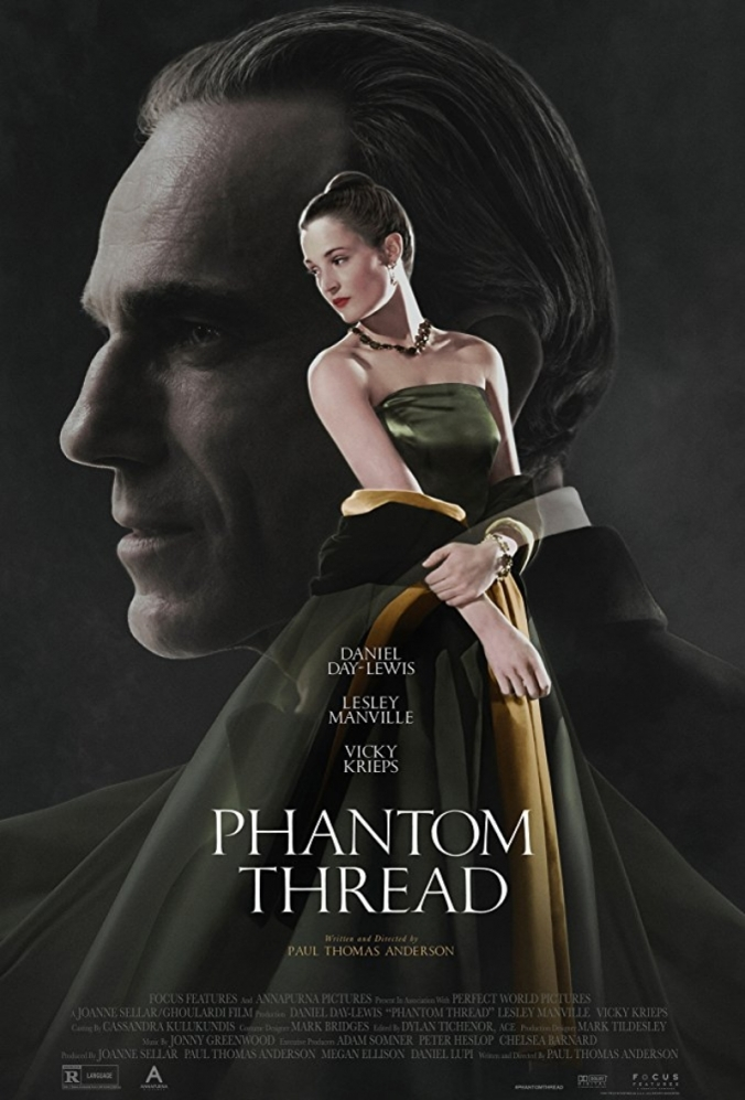 Phantom Thread-affiche