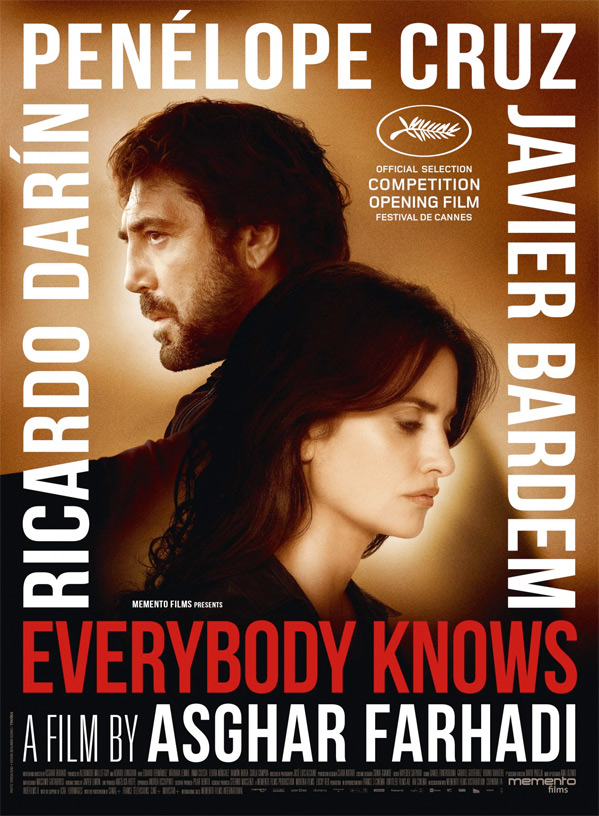 Everybodyknows- affiche