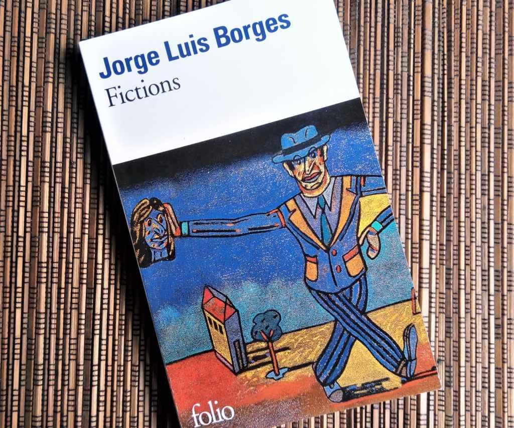 Livre 'Fictions' de Jorge Luis Borges, éditions Folio
