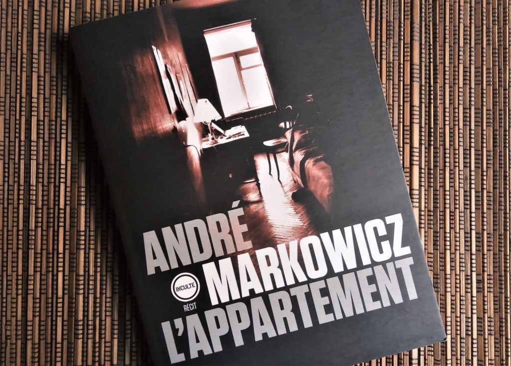 Livre 'L'appartement d'André Markowicz aux éditions Inculte