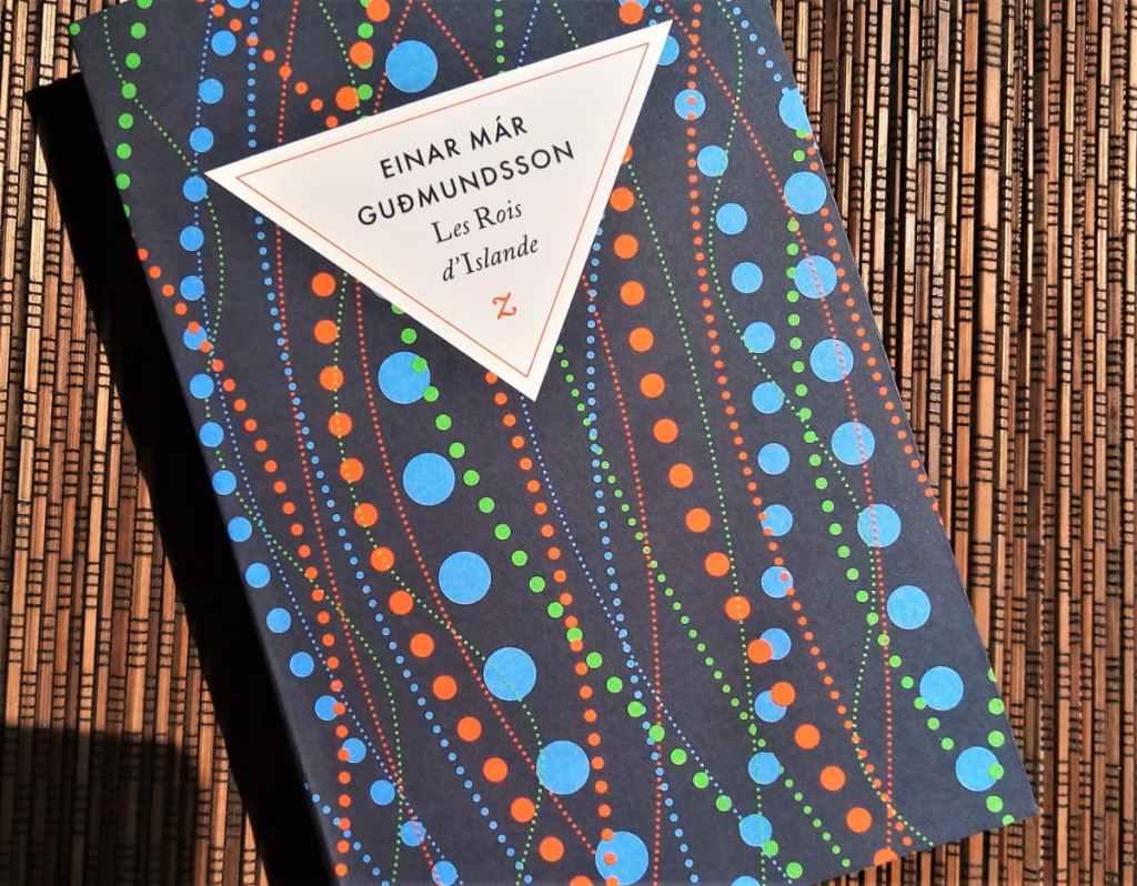 livre 'les rois d'Islande' de Einar Mar Gudmundsson aux éditions Zulma