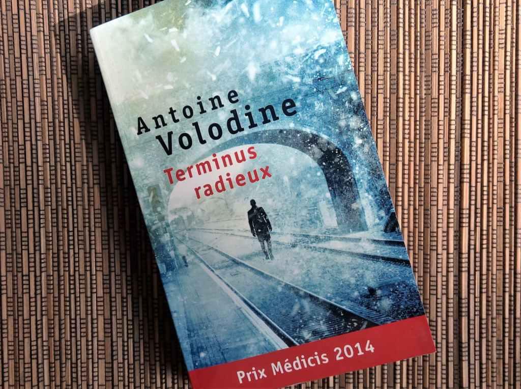 livre 'Terminus radieux' d'Antoine Volodine