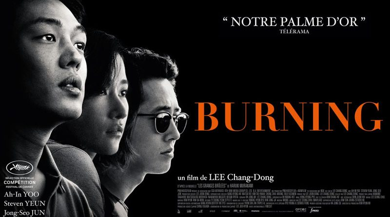 Burning-affiche