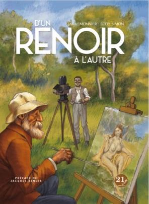 Couverture Renoir