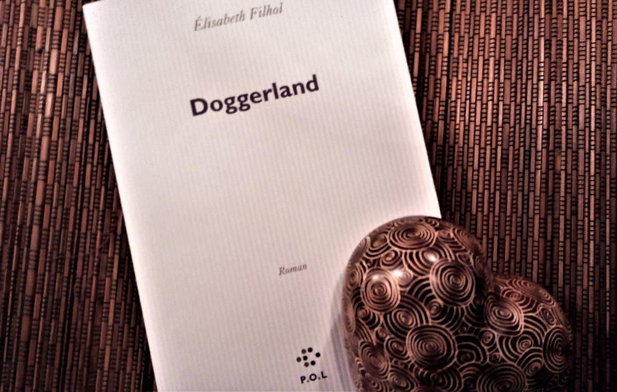 Doggerland d'Elisabeth Filhol chez P.O.L.
