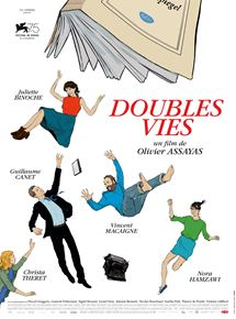 Doubles vies, film d'Olivier Assayas avec Guillaume Canet, Juliette Binoche, Voncent Macaigne