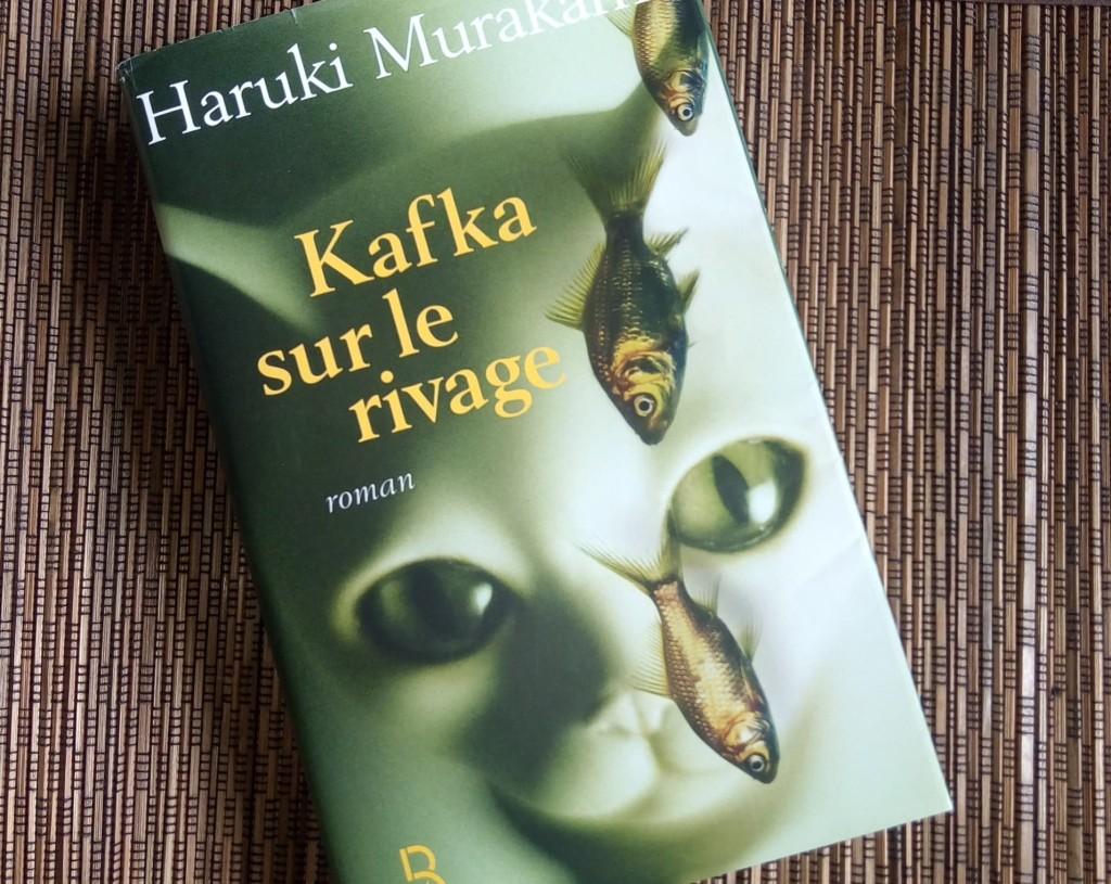 Kafka sur le rivage de Haruki Murakami éditions Belfond
