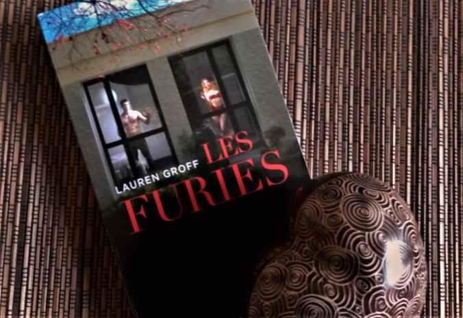 Livre les furies de Lauren Groff