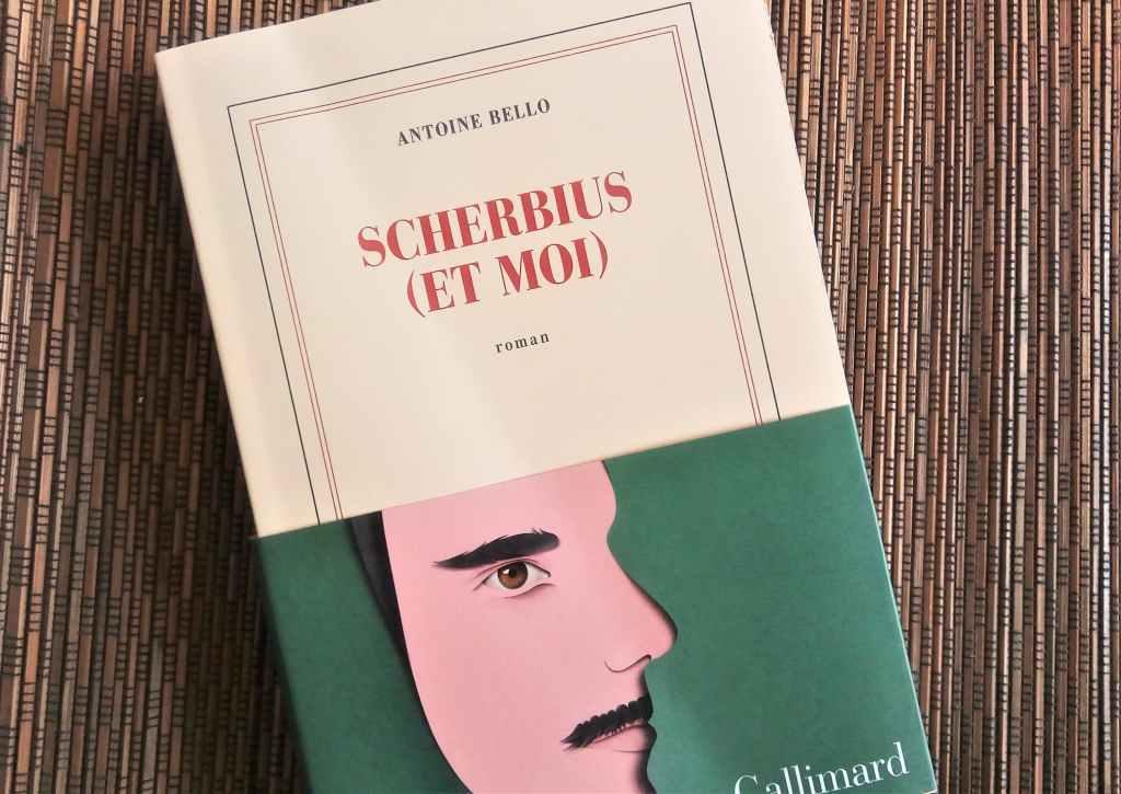 Scherbius ( et moi) d'Antoine Bello, éditions Gallimard
