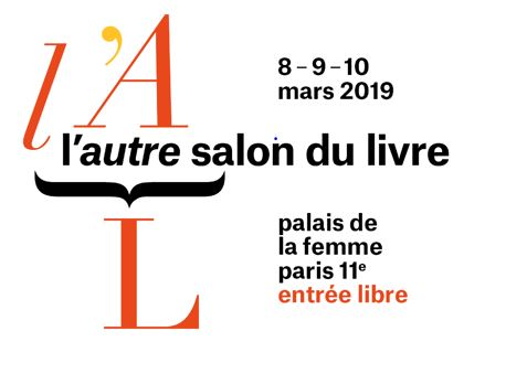 l'autre salon du livre mars 2019 au palais de la femme