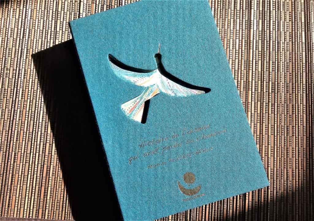 histoire de l'oiseau qui avait perdu sa chanson de martine peucker-braun editions apeiron