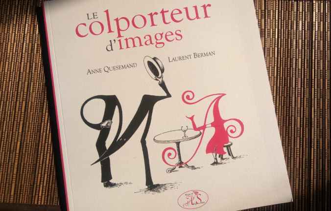 le colporteur d'images d'anne quesemand et laurent berman editions de l'attrape science