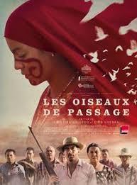 affiche du film 'les oiseaux de passage' de ciro guerra et cristina gallego