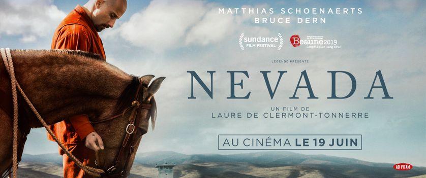 affiche du film nevada de laure de Clermont tonnerre