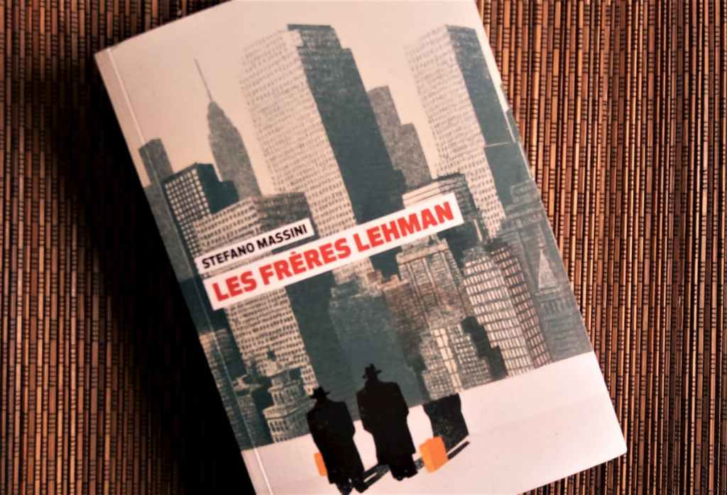 les frères Lehman de Stefano Massini aux Editions Globe