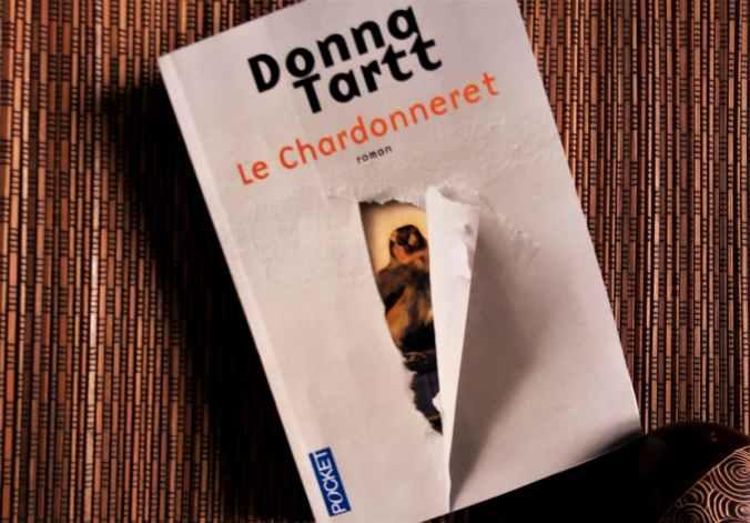 le chardonneret de Donna Tartt éditions Pocket