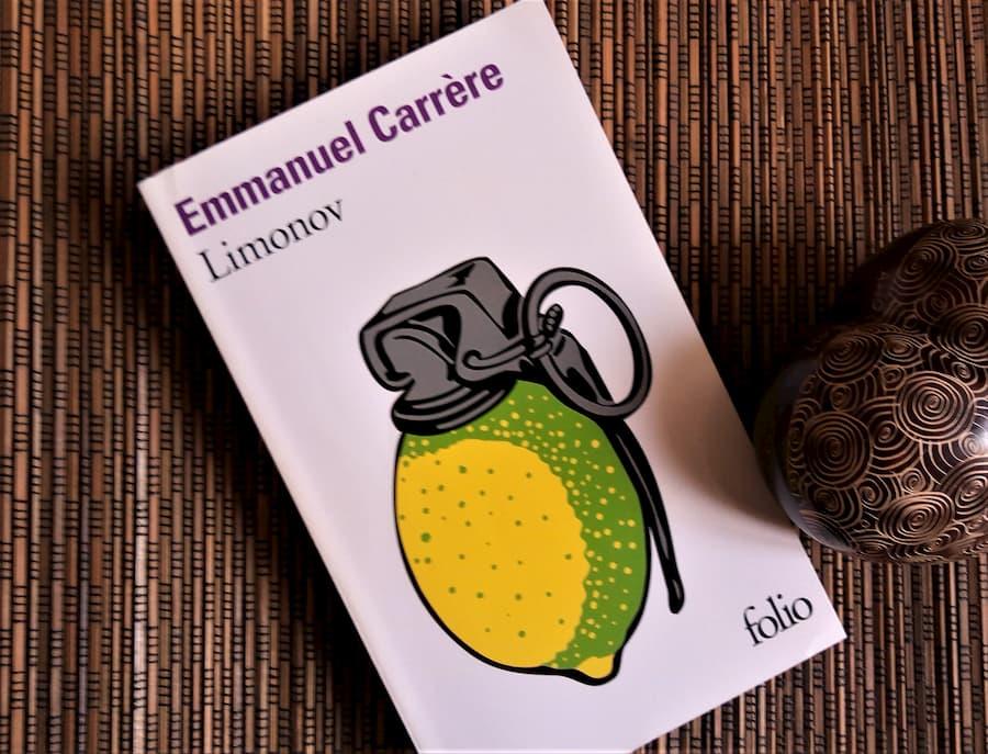 Limonov d'Emmanuel Carrere chez Folio