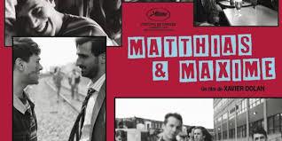 affiche du film Matthias et Maxime de Xavier Dolan