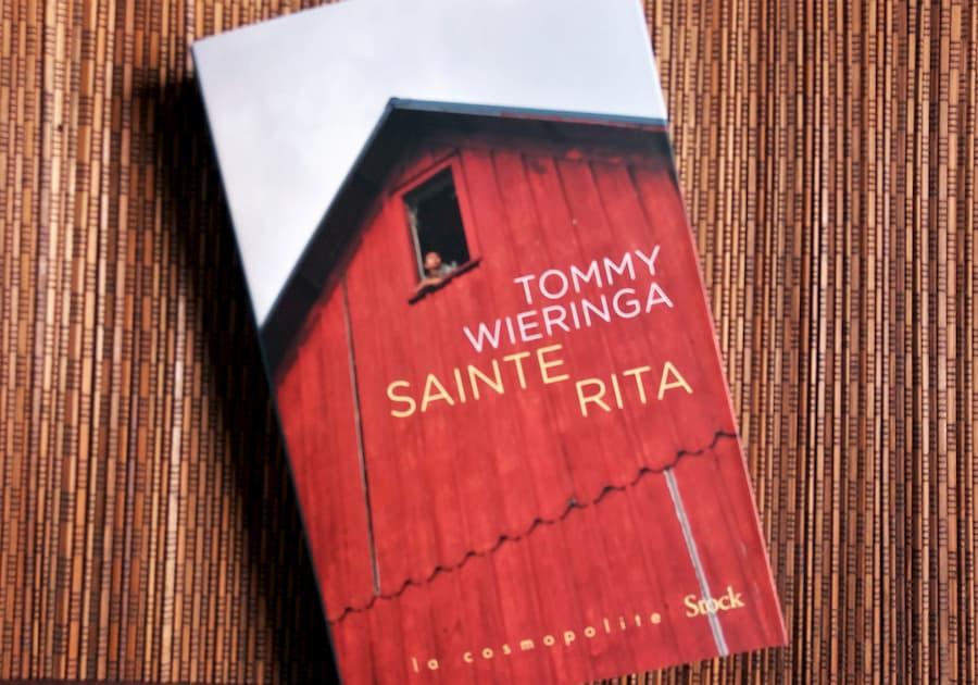 Sainte Rita de Tommy Wieringa aux éditions Stock