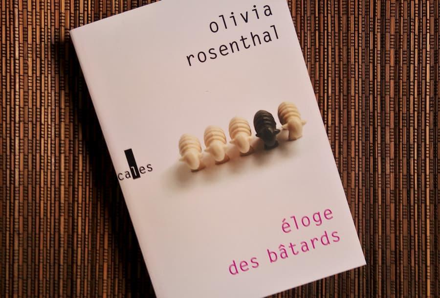éloge des bâtards d'Olivia Rosenthal aux éditions Verticales