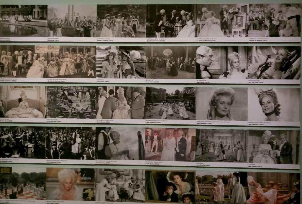 images de films sur la vie de Marie- Antoinette