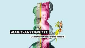 affiche de l'expo Marie-Antoinette à la Conciergerie