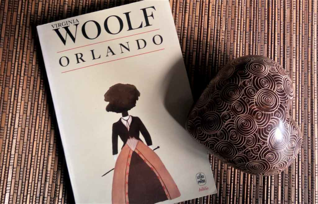 Orlando de virginia Woolf , livre de poche