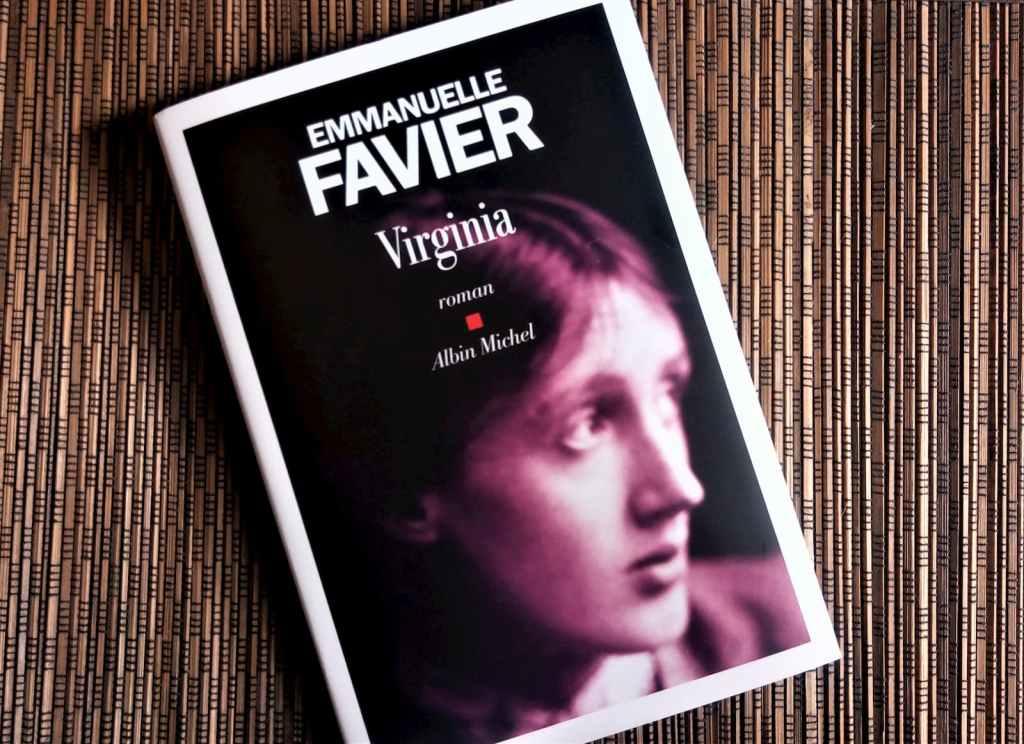 virginia d'emmanuelle favier aux editions albin michel